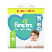 Pampers Active Baby 6 (13−18 kg), pieluszki jednorazowe, 56 szt.
