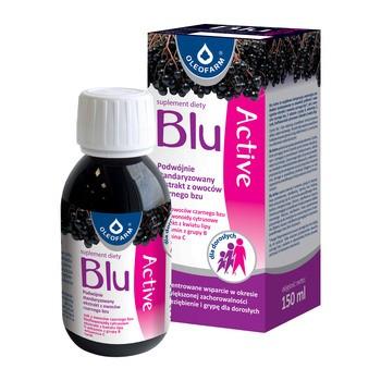 Blu Active, płyn, 150 ml