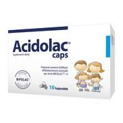 Acidolac caps, kapsułki, 10 szt.