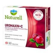 Naturell Uromaxin + C, tabletki, 60 szt.