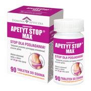 Apetyt Stop Max, tabletki do ssania, 90 szt.