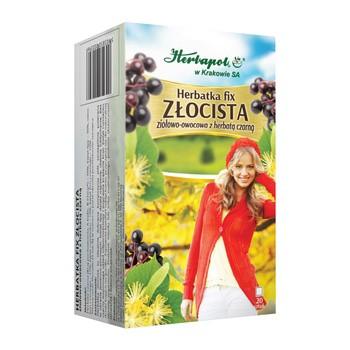 Herbata złocista, fix, 2 g, saszetki, 20 szt. (Herbapol Kraków)