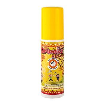Orinoko, spray ochronny na komary i kleszcze, dla dzieci, 90 ml