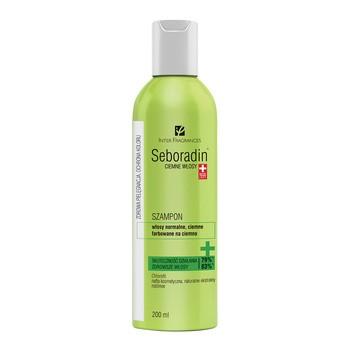 Seboradin Ciemne Włosy, szampon do włosów, 200 ml