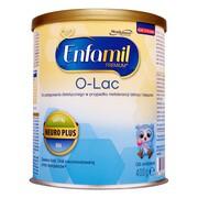Enfamil O-Lac mleko modyfikowane w proszku bez laktozy, 400 g