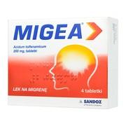 Migea, 200 mg, tabletki, 4 szt.