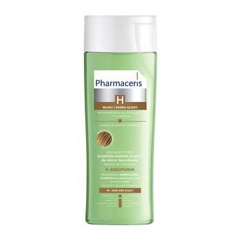 Pharmaceris H-Sebopurin, specjalistyczny szampon normalizujący do skóry łojotokowej, 250 ml