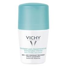 Vichy, antyperspirant w kulce 48h, kuracja przeciw nadmiernemu poceniu, 50 ml