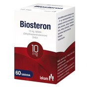 Biosteron, 10 mg, tabletki, 60 szt.