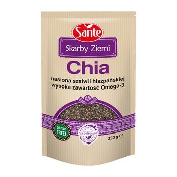 SANTE Skarby Ziemi, chia, 250 g