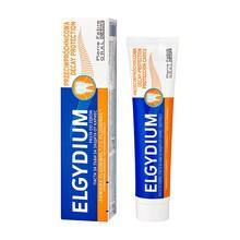 Elgydium, przeciwpróchnicowa pasta do zębów, zawiera Fluorinol, 75 ml