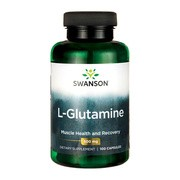 L-Glutamina, kapsułki, 100 szt.