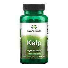 Swanson Kelp, tabletki, 250 szt.