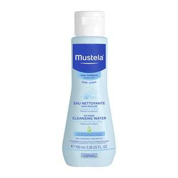 Mustela Bebe-Enfant, woda oczyszczająca bez spłukiwania, 100 ml
