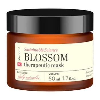 Phenome BLOSSOM, kojąca maska do twarzy z płatkami róży, 50 ml