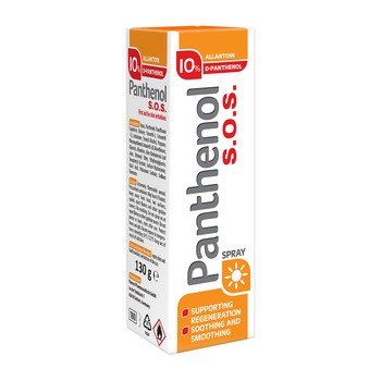 Panthenol S.O.S., spray, 130 g