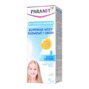 Paranit Sensitive Lotion, płyn likwidujący wszy i gnidy, 150 ml