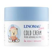 Linomag Cold Cream, krem ochronny na zimę dla dzieci i niemowląt, 50 ml