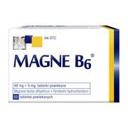 Magne B6, tabletki powlekane, 50 szt.