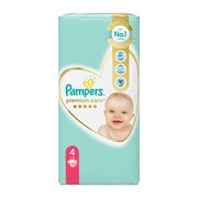 Pampers Premium Care 4 (9−14 kg), pieluszki jednorazowe, 52 szt.