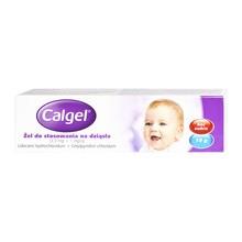 Calgel, żel do stosowania na dziąsła, 10 g (tuba)