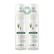 Klorane, szampon suchy z mleczkiem z owsa, 50 g