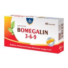 Biomegalin 3-6-9, 500 mg, kapsułki, 60 szt.
