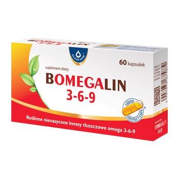 Bomegalin 3-6-9, 500 mg, kapsułki, 60 szt.