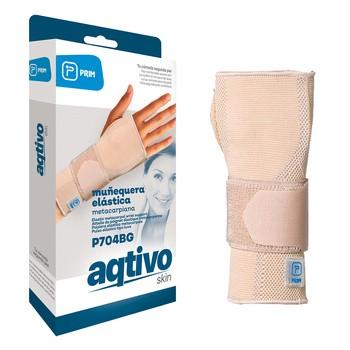 Prim Aqtivo Skin P704BG, elastyczny stabilizator nadgarstka i śródręcza, rozmiar L