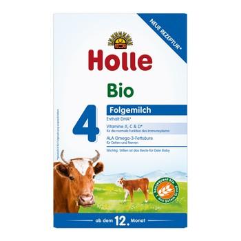 Holle Mleko 4 BIO, proszek, 12 m+, 600 g