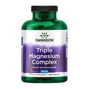 Triple Magnesium Complex, kapsułki, 300 szt.