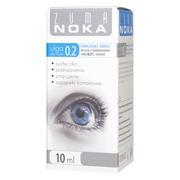 Zuma Noka 0.2 ulga dla oczu , krople do oczu z hialuronianem 0,2 %, 10 ml