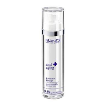 Bandi Medical Expert Anti-Aging, kremowa kuracja przeciw zmarszczkom, 0,2% czysty retinol i witamina C, 50 ml
