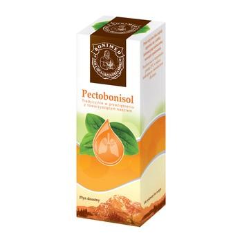 Pectobonisol, płyn doustny, 100 g