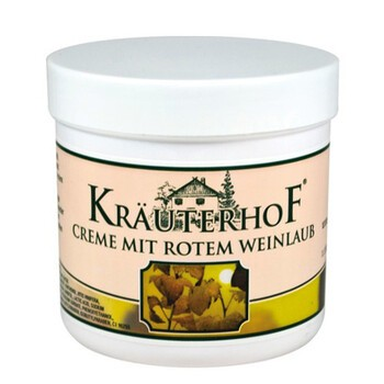 Krauterhof, balsam z liści winogron, 250 ml