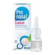 Pronasal Control, 50 mcg/dawkę, aerozol do nosa, 60 dawek