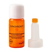 Synchroline Synchrovit C, skoncentrowane serum liposomowe, flakon z aplikatorem, 5 ml