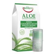 Equilibra, sztyft aloesowy pod oczy, 5,5 ml