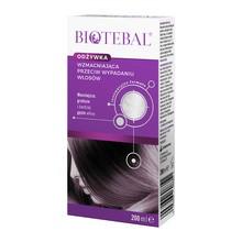 Biotebal, odżywka przeciw wypadaniu włosów, 200 ml