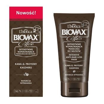 Biovax Caviar, maseczka do włosów Złote Algi & Kawior, 150 ml
