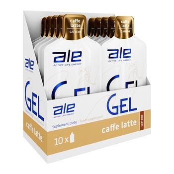 Zestaw ALE Active Life Energy, Gel Caffe Latte, 10 szt.