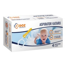 DOZ PRODUCT Aspirator kataru, 1 szt.