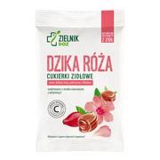 ZIELNIK DOZ Dzika Róża, cukierki ziołowe, 60 g