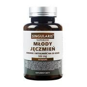 Singularis Młody jęczmień 500 mg, kapsułki, 60 szt.