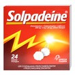 Solpadeine, tabletki musujące, 24 szt.