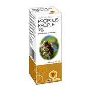 Propolis, 7%, krople, (Farmina), 20 ml