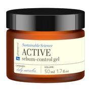 Phenome ACTIVE, nawilżająco-matujący krem do skóry mieszanej i tłustej, 50 ml