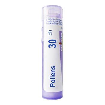 Boiron Pollens, 30 CH, granulki, 4 g