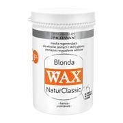 WAX ang PILOMAX NaturClassic Wax Blonda, maska do włosów zniszczonych i jasnych, 480 ml