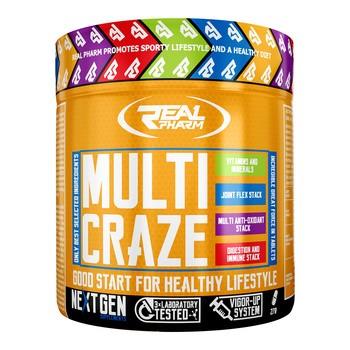 Real pharm Multi Craze, tabletki, 270 szt.